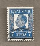 Sellos de Europa - Bulgaria -  Zar Boris