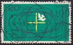 Stamps : Europe : Germany :  jornada de los católicos