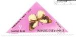 Sellos de Africa - Mali -  mariposas