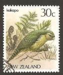 Sellos de Oceania - Nueva Zelanda -  766