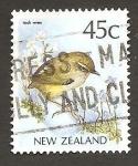 Sellos de Oceania - Nueva Zelanda -  924