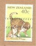 Sellos de Oceania - Nueva Zelanda -  1484