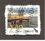 Sellos de Oceania - Nueva Zelanda -  SC7