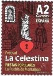 Sellos del Mundo : Europa : España : La Celestina
