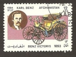 Stamps : Asia : Afghanistan :  1101