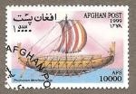 Sellos de Asia - Afganistán -  SC4