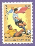 Stamps : Asia : Afghanistan :  SC14