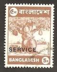 Sellos del Mundo : Asia : Bangladesh : SC