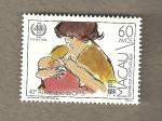 Stamps Macau -  40 Aniversario de la OMS