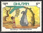 Sellos del Mundo : Asia : Bhután : 344
