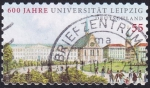 Stamps Germany -  600 años universidad Leipzig