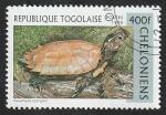 Stamps : Africa : Togo :  1520 - Tortuga