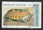 Stamps : Africa : Togo :  1518 - Tortuga