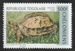 Stamps : Africa : Togo :  1521 - Tortuga
