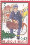 Stamps Belgium -  CARTERO