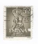 Sellos del Mundo : Europa : España : Edifil 1136. Virgen del Pilar