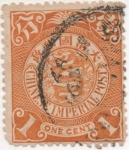 Stamps China -  Y & T Nº 47 Imperio
