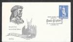 Sellos de America - Argentina -  783 - SPD Dante Alighieri