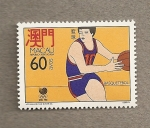 Stamps Asia - Macao -  Deportes varios