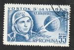 Stamps Romania -  175 - Valeri Bikovski