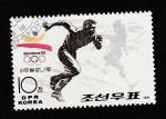 Stamps North Korea -  J.O. Barcelona 92