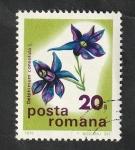 Sellos del Mundo : Europa : Rumania :  2912 - Flor salvaje