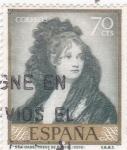 Sellos del Mundo : Europa : España : DOÑA ISABEL (42)
