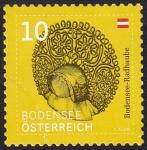Stamps : Europe : Austria :  tocado Lago Constanza