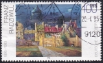 Stamps : Europe : Germany :  Franz Radziwill