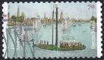 Sellos de Europa - Alemania -  200 años viaje en vapor Weser