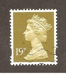 Stamps United Kingdom -  INTERCAMBIO