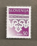 Stamps Europe - Slovenia -  Bordado