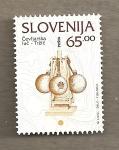 Stamps Europe - Slovenia -  Mecanismo
