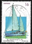 Stamps Europe - Spain -  Barcos de Época - Giralda
