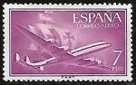Stamps Europe - Spain -  Aviones - Santa Maria