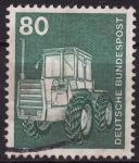 Stamps Germany -  Tecnología