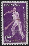 Stamps Europe - Spain -  Deportes - Pelota