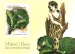 Stamps Europe - Bosnia Herzegovina -  MITOS  Y  FLORA.  TILO  EN  LA  MITOLOGÍA  ESLAVA.