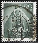 Stamps : Europe : Spain :  Nª Sra de los Reyes