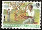 Stamps Equatorial Guinea -  Campaña agrícola