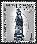Stamps : Europe : Spain :  Virgen del Alcázar