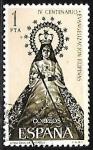 Stamps : Europe : Spain :  Evangelización de Filipinas