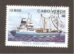 Sellos del Mundo : Africa : Cabo_Verde : RESERVADO CARLOS RODENAS