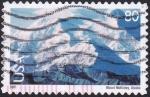 Sellos de America - Estados Unidos -  Monte McKinley