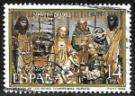 Sellos de Europa - España -  Navidad 1982 - Adoración de los Reyes