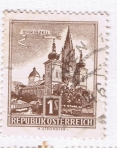 Stamps Austria -  Mariazell