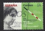sello : Europa : España : 5237_Personas con sordocegera