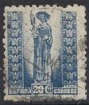 Sellos de Europa - España -  0961_Año Santo Compostelano Apostol
