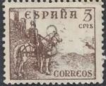 Sellos de Europa - España -  1044_El cid