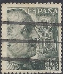 Stamps Europe - Spain -  1051_General Franco